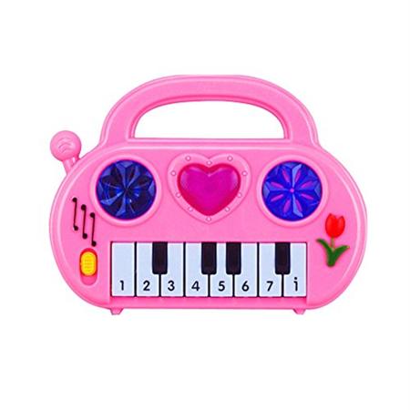 Educational Baby Piano Toy Doinshop Kid Wisdom Deveop Musical Instrument Birthday Gift