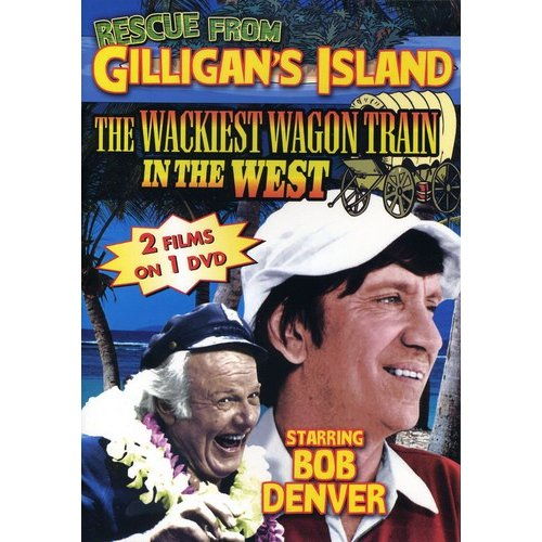 Rescue from Gilligan's Island Wackiest Wagon Train by