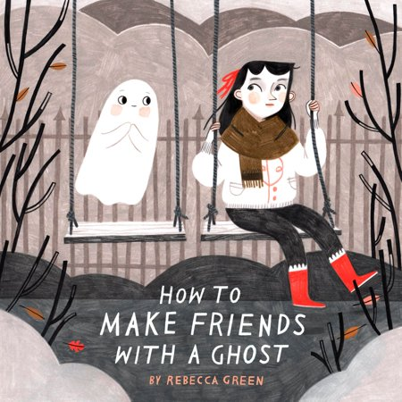 How to Make Friends with a Ghost - eBook