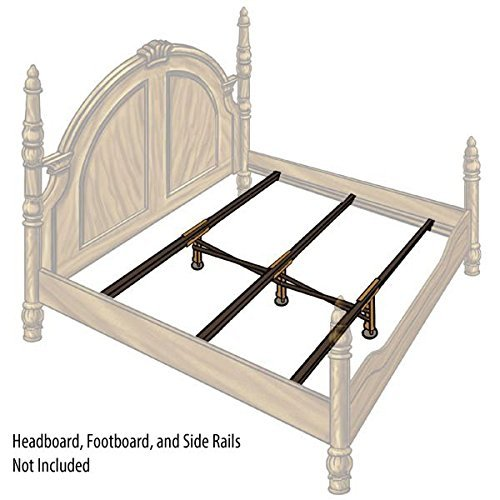Glideaway GS 3 XS X Support Steel Bedding Support System   3 Cross Rails