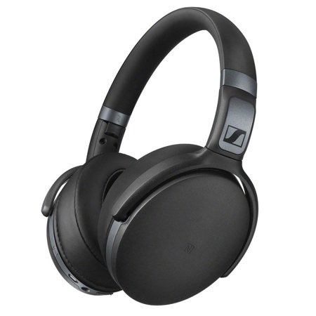 Sennheiser HD 4.40BT Wireless Over Around Ear Closed Back Bluetooth Headphones Sennheiser Silver Hd Headphone