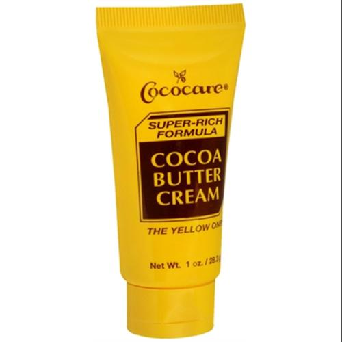 Cococare Cocoa Butter Cream 1 oz (Pack of 6)