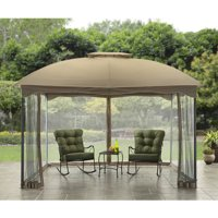 Better Homes & Gardens Hollow 10' x 12' Cabin Style Gazebo