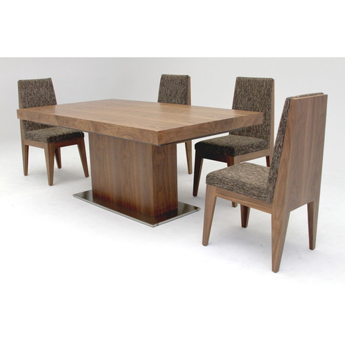 VIG Furniture Modrest Zenith Extendable Dining Table