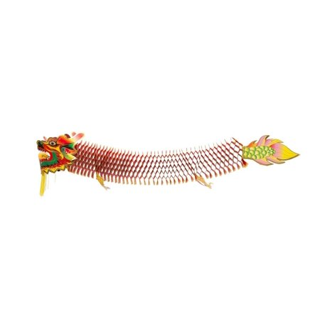 Chinese Dragon Decoration (THY COLLECTIBLES Chinese Decorative Dragon For Party, Festival Celebration Or Home Decor 47.5 in (120)
