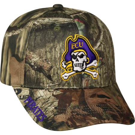 - NCAA Men's East Carolina Pirates Mossy Cap