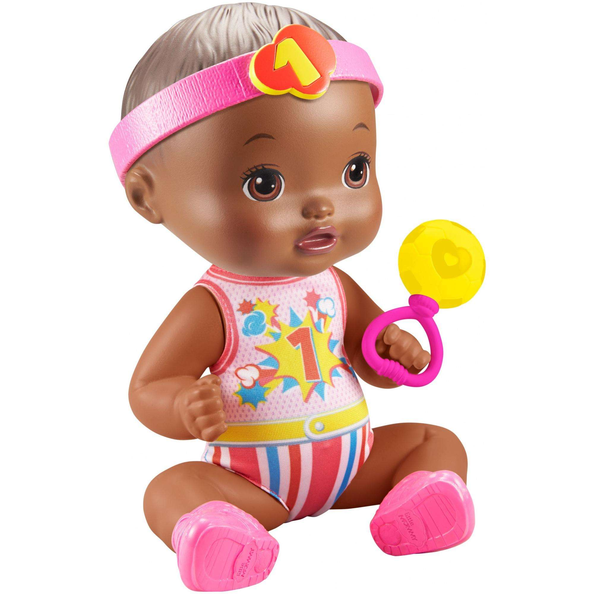 Little Mommy Wonder Nursery Doll Walmart Com Walmart Com
