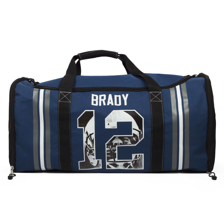 NFLPA Tom Brady Duffle