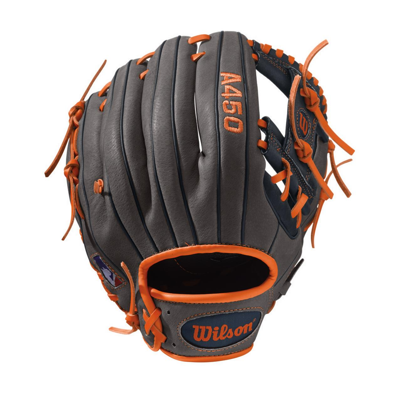 Wilson Sporting Goods A450 Advisory Staff Correa All-Position Baseball Glove, 11.5""