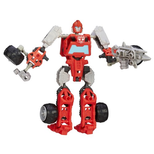 Transformers Construct-Bots Scout Class Ironhide Buildable Action Figure - image 1 de 1