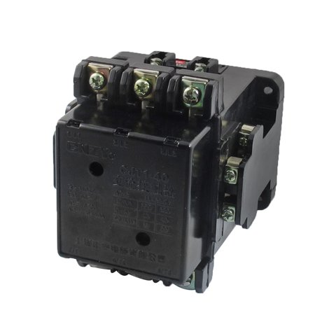 CJT1-40 3 Pole Normally Open  Contactor 40A 220 Volt Coil - image 1 of 1