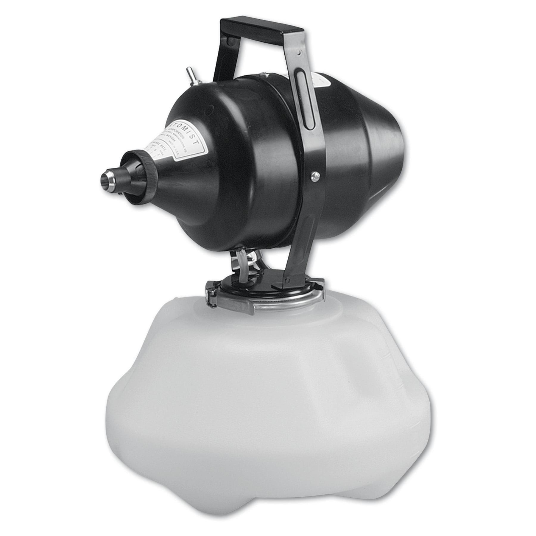 R. L. Flomaster Atomist Electric Sprayer w Nozzle, 2 Gal, Polyethylene, Black Translucent... by RL FLOMASTER