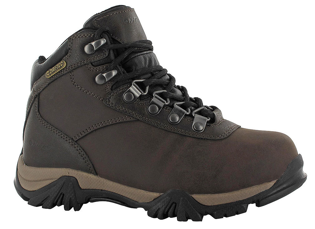 Click here to buy Hi-Tec Boy Altitude V Waterproof Boots by Hi-Tec.