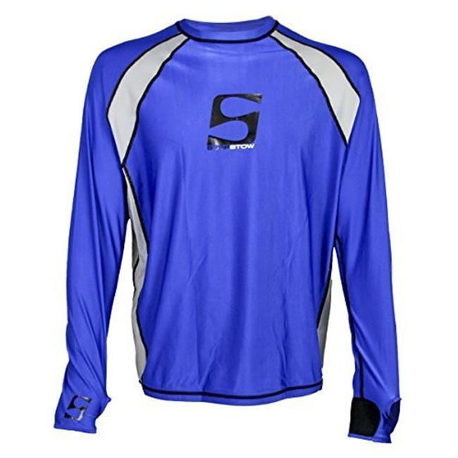 Paddle T With Grip - Blue, Small