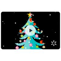 Christmas Birds Walmart eGift Card