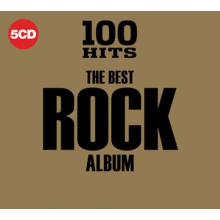 100 Hits: The Best Rock Album / Various (CD)