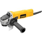 DEWALT 4-1/2-Inch Paddle Switch Angle Grinder, DWE402