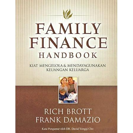 Family Finance Handbook (Family Finance Handbook - Indonesian Version)