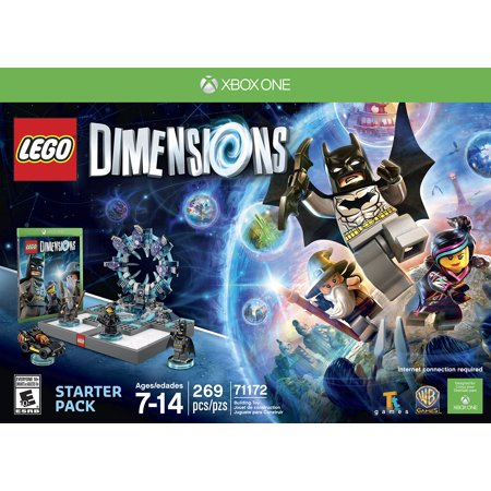 Warner Bros. LEGO Dimensions Starter Pack (Xbox One)