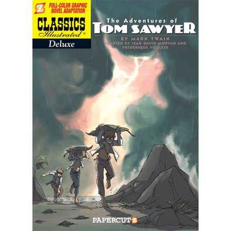 Classics Illustrated Deluxe 4: The Adventures of Tom Sawyer by