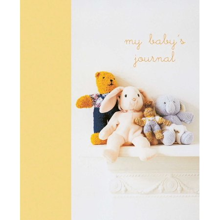 My Baby's Journal (Yellow) : The story of baby's first year