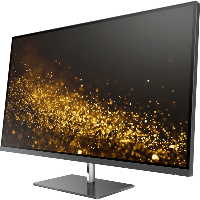 "HP ENVY 27"" LED Widescreen Monitor (W5A12AA#ABA Black)"