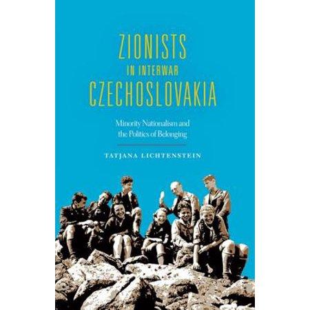 - Zionists in Interwar Czechoslovakia - eBook