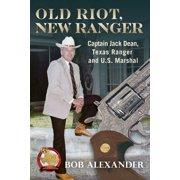Old Riot, New Ranger - eBook