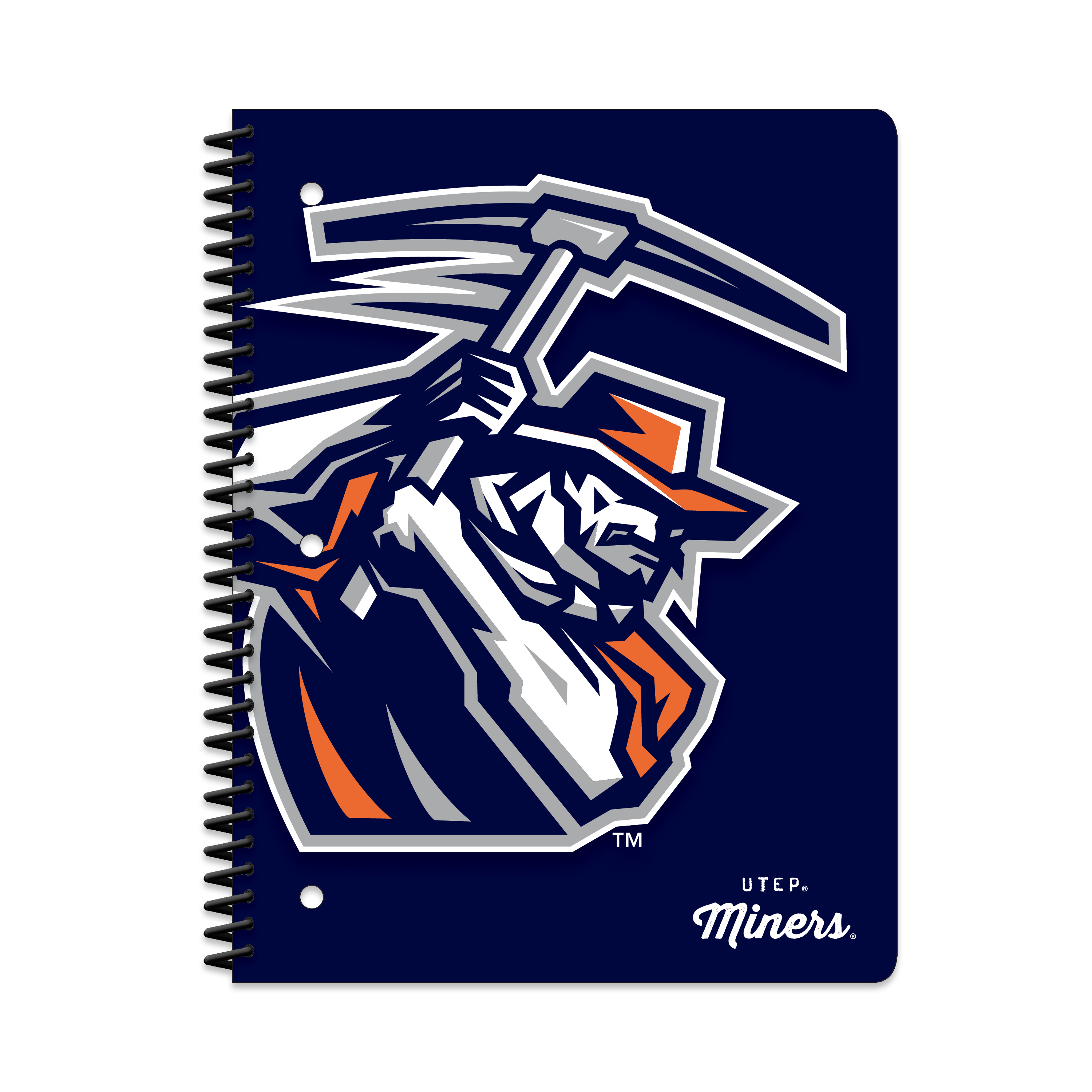 UTEP MINERS CLASSIC 1-SUBJECT NOTEBOOK