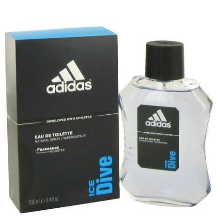 disfruta el precio más bajo comprar nuevo buscar autorización Adidas Adidas Ice Dive Eau De Toilette Spray for Men 3.4 oz ...