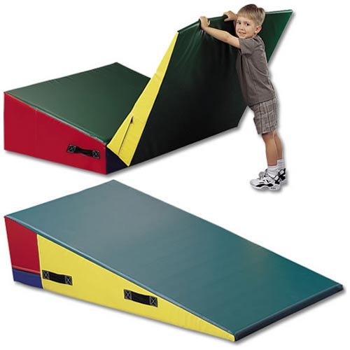 GSC 4' x 6' Folding Downhill Mat by Athletic Connection