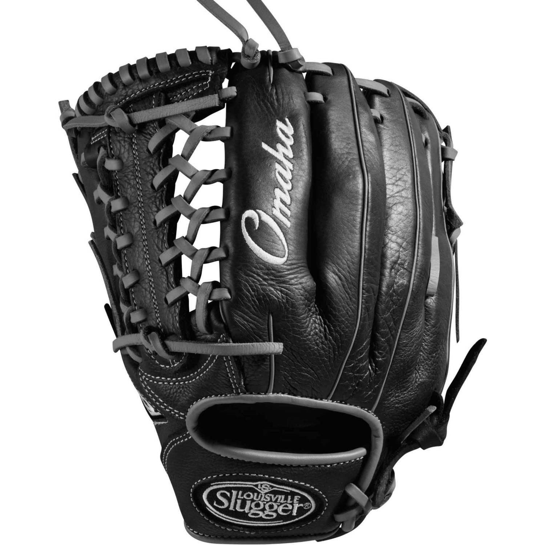 Louisville Slugger Omaha Baseball Glove, Multiple Sizes