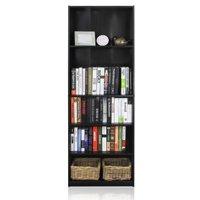 Product Image Furinno Jaya Simply Home 5 Shelf Bookcase