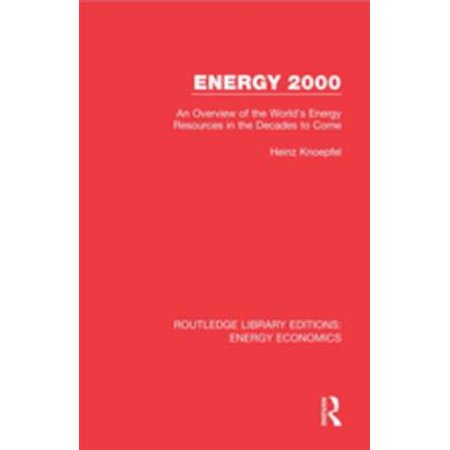Energy 2000 - eBook](Halloween Energy 2000)