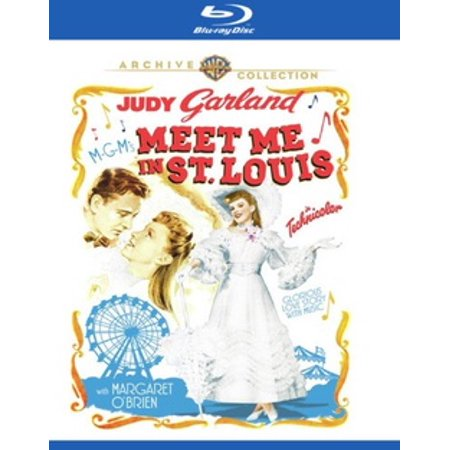 Meet Me In St. Louis (Blu-ray)
