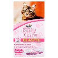 Alfapet, Kitty Cat Elastic Litter Box Liners, 10 Count
