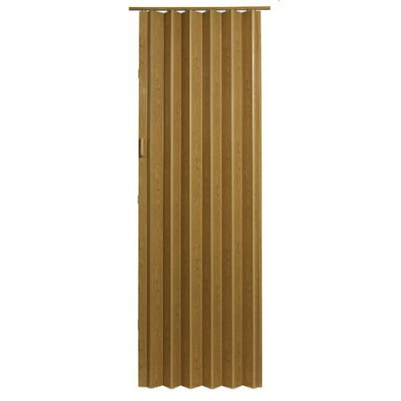 Homestyle Plaza Vinyl Accordion Door, 48