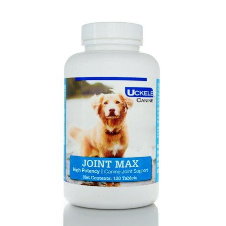 Uckele Canine Joint Max, 120 ct