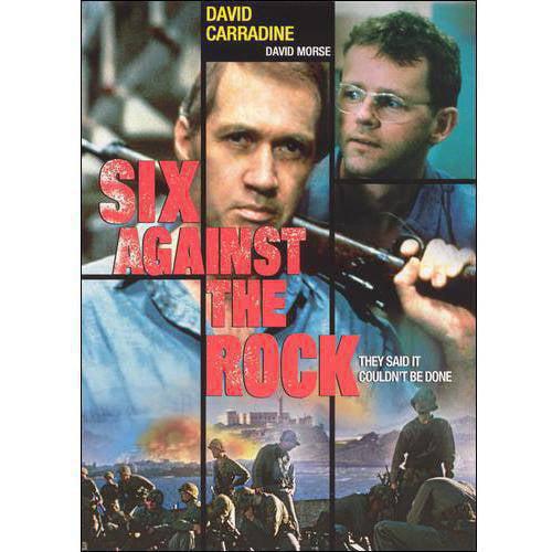 Six Against The Rock (Full Frame)