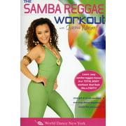 Samba Reggae Workout (DVD)
