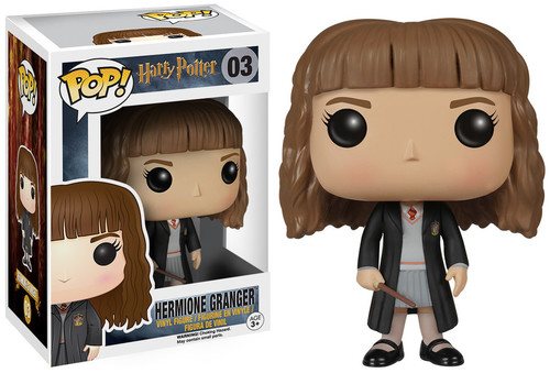 Funko POP Movies: Harry Potter Hermione Granger by Funko