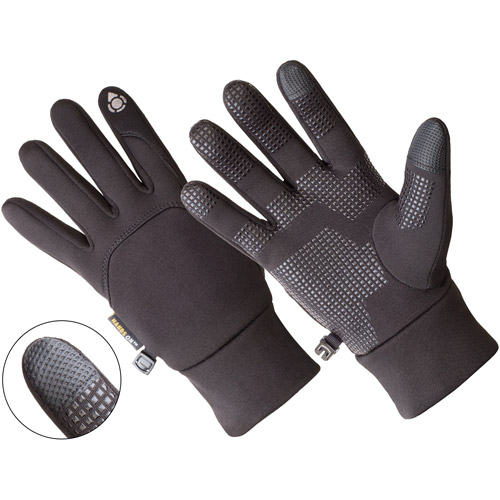 Hands On Unisex MultiPurpose Athletic Glove.  Touch Screen Compatible.