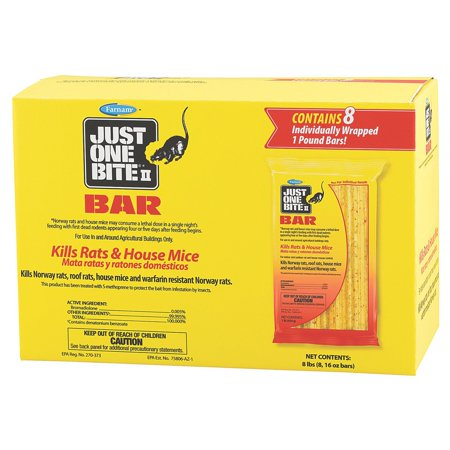 Farnam Just One Bite II Bars Box ()