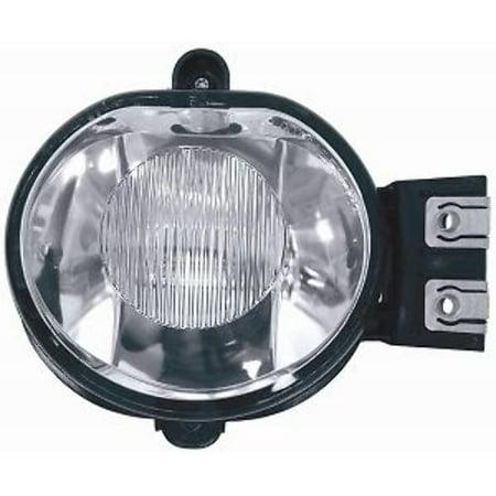 RIGHT Fog Light - Fits Dodge Ram Pickup Truck Driving Lamp 2002-2008