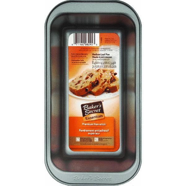 WORLD KITCHEN Non-Stick Medium Loaf Pan, 8.5 x 4.39 x 2.24-In.