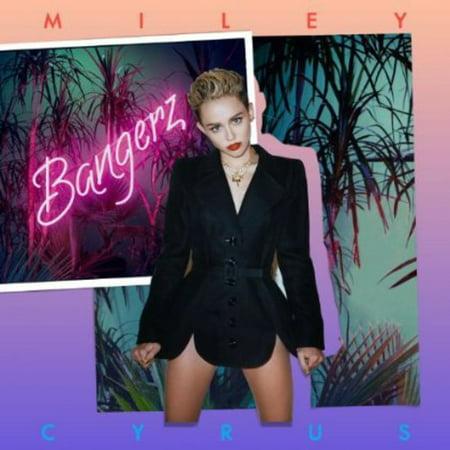 Bangerz (explicit) (CD) (Erb Miley Cyrus Vs Joan Of Arc)