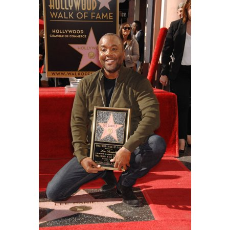 Lee Daniels At The Induction Ceremony For Star On The Hollywood Walk Of Fame For Lee Daniels Hollywood Boulevard Los Angeles Ca December 2 2016 Photo By Michael GermanaEverett Collection (Daniels Autographed Photo)