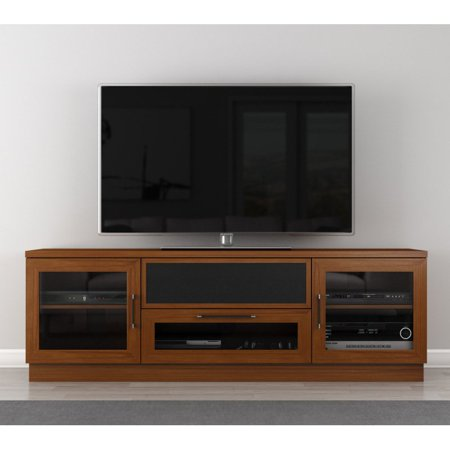 furnitech contemporary 70 inch tv stand. Black Bedroom Furniture Sets. Home Design Ideas