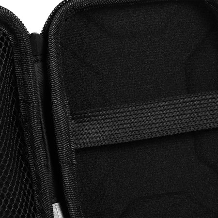 """EVA Shockproof 2.5 inch Hard Drive Carrying Case Pouch Bag 2.5"""" External HDD Power Bank Accessories Hand Carry Travel Case Protect Bag - image 6 de 7"""