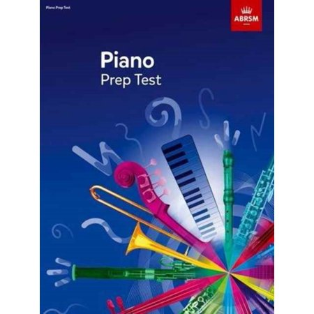 Piano Prep Test: revised 2016 (ABRSM Exam Pieces) (Sheet music) - Sheet Music Background